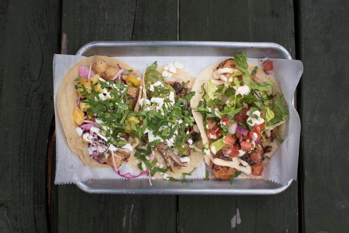 Tacos at Casita Taqueria |Photo Credit: ©Find. Eat. Drink.