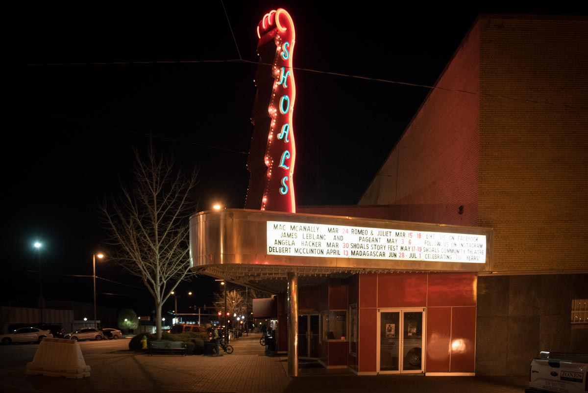 The Shoals Community Theatre | Photo Credit: ©Find. Eat. Drink.