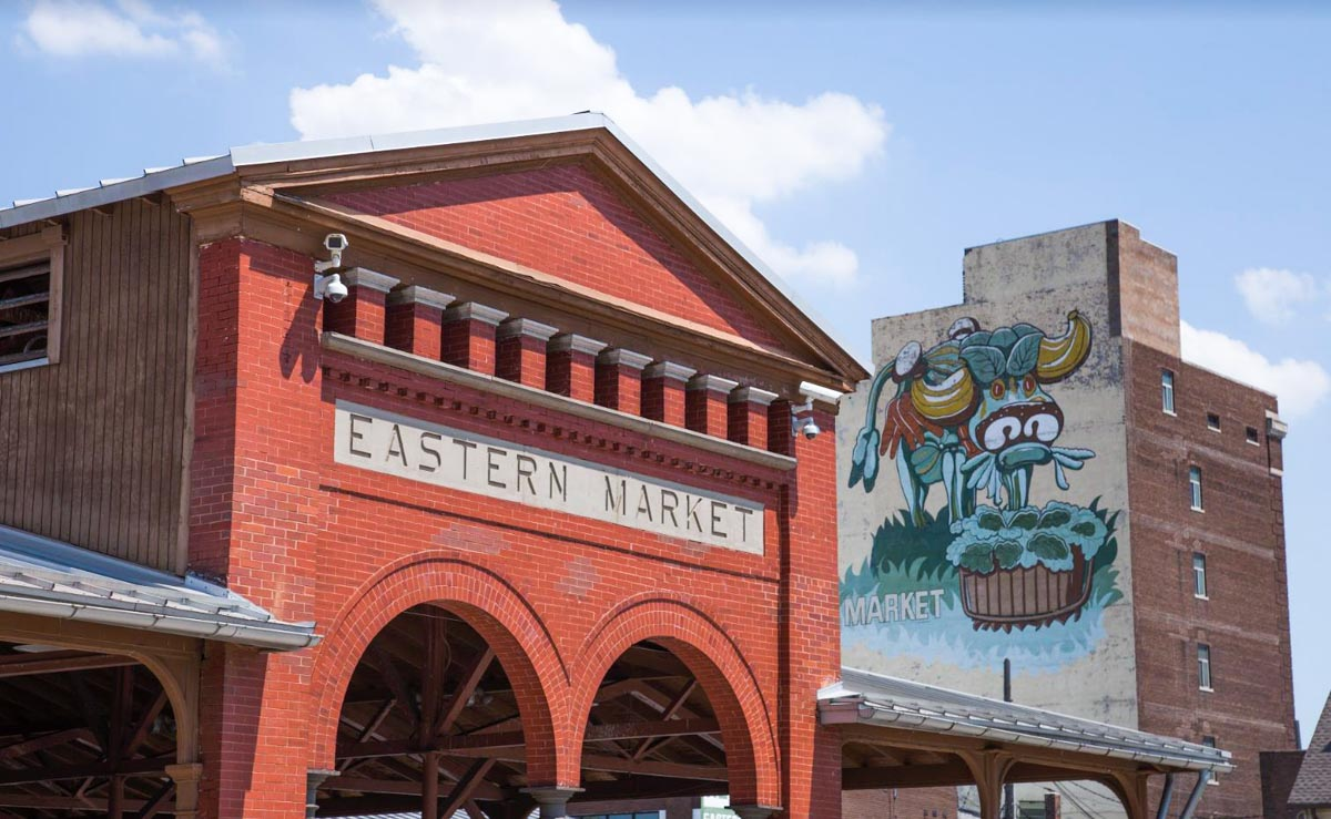 Photograph courtesy of Eastern Market