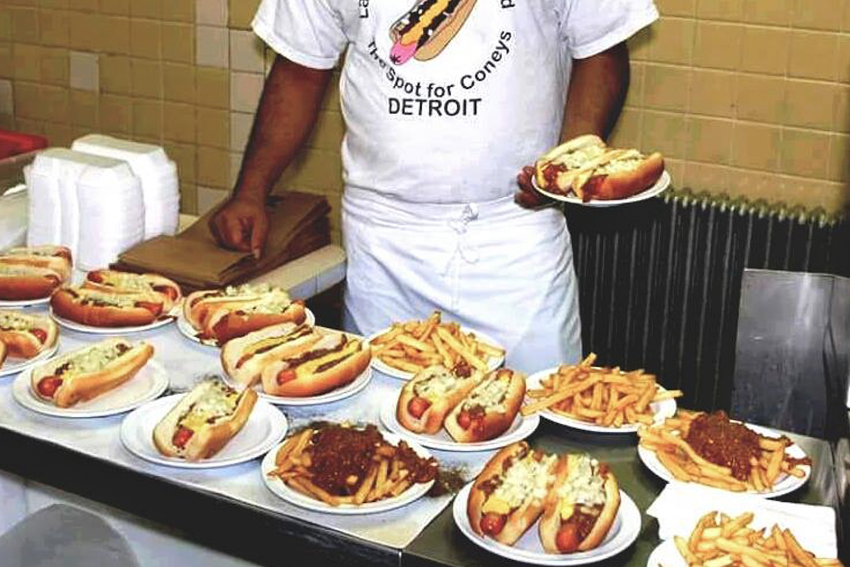 Photograph courtesy of Lafayette Coney Island