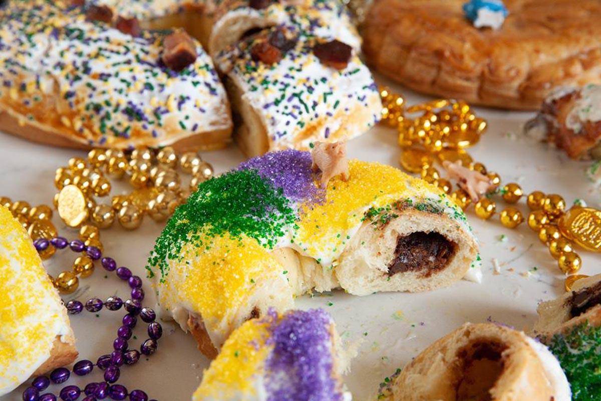 Photograph courtesy of La Boulangerie New Orleans
