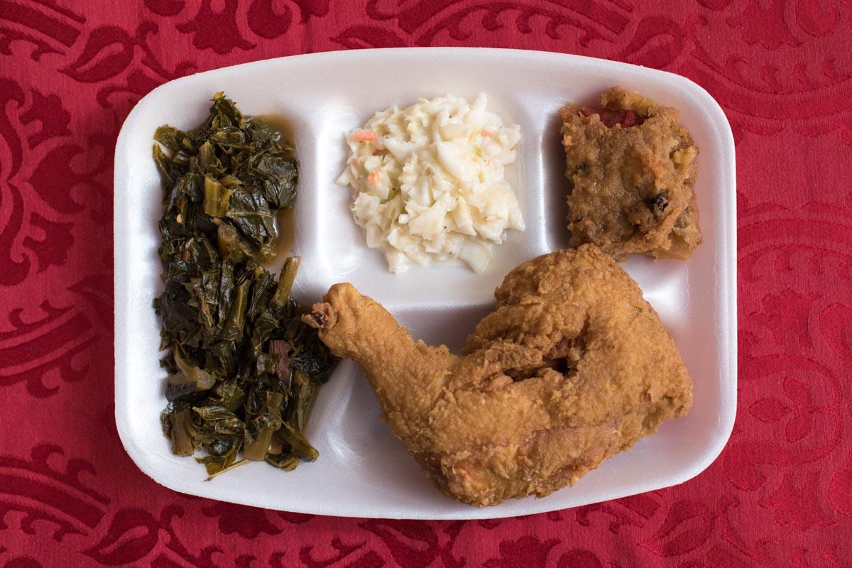 Martha Lou's Fried Chicken | Photo Credit: ©Find. Eat. Drink.