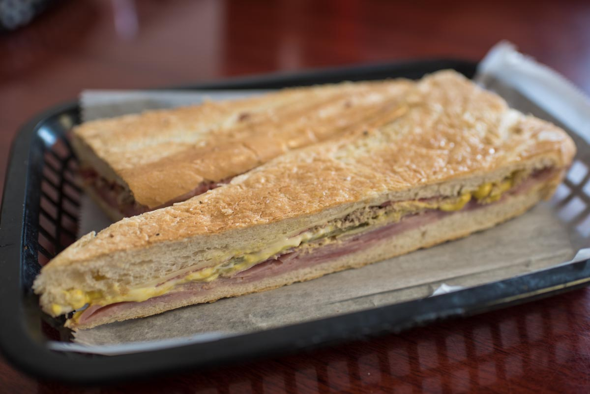 Cuban Sandwich at Arco Iris | Photo Credit: ©Find. Eat. Drink.