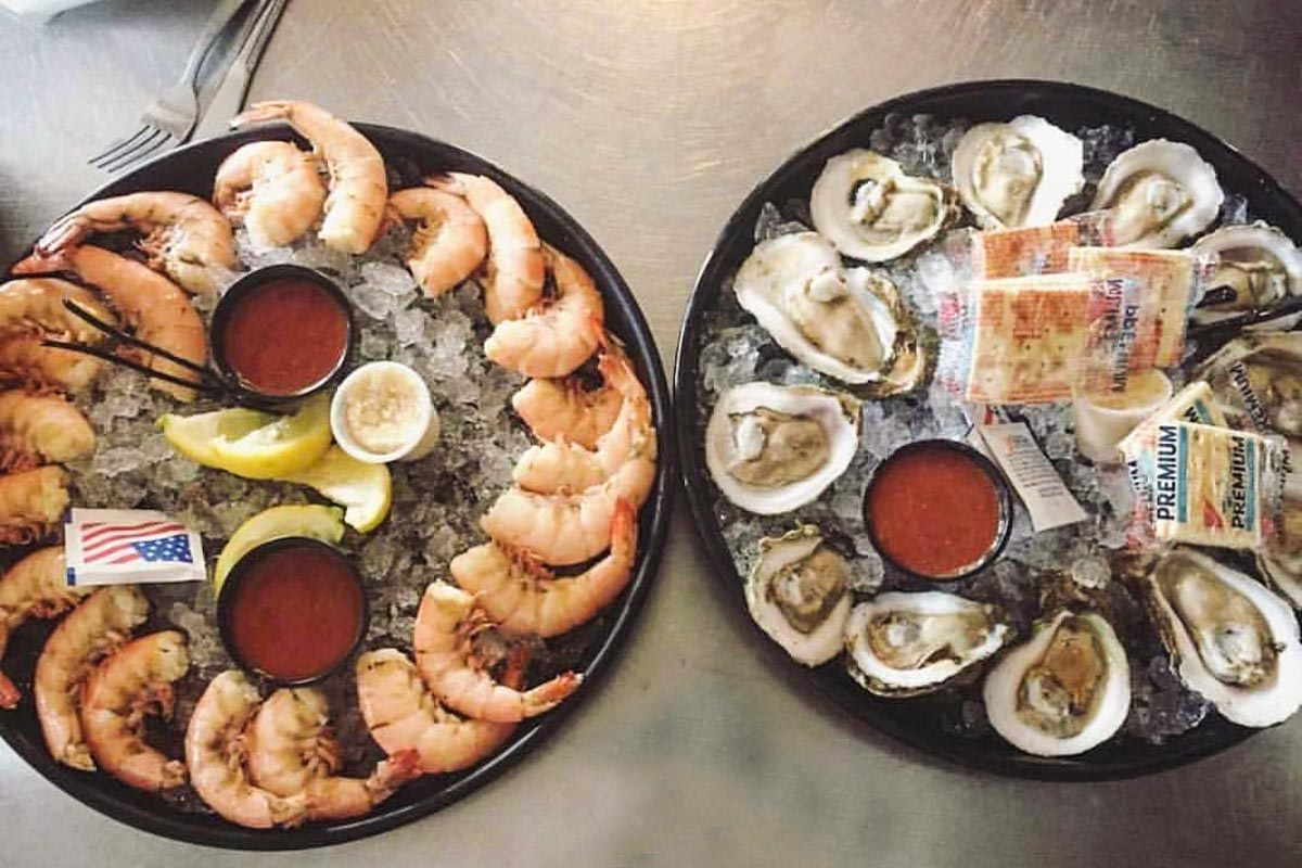 Photograph courtesy of Conch Republic Seafood Company