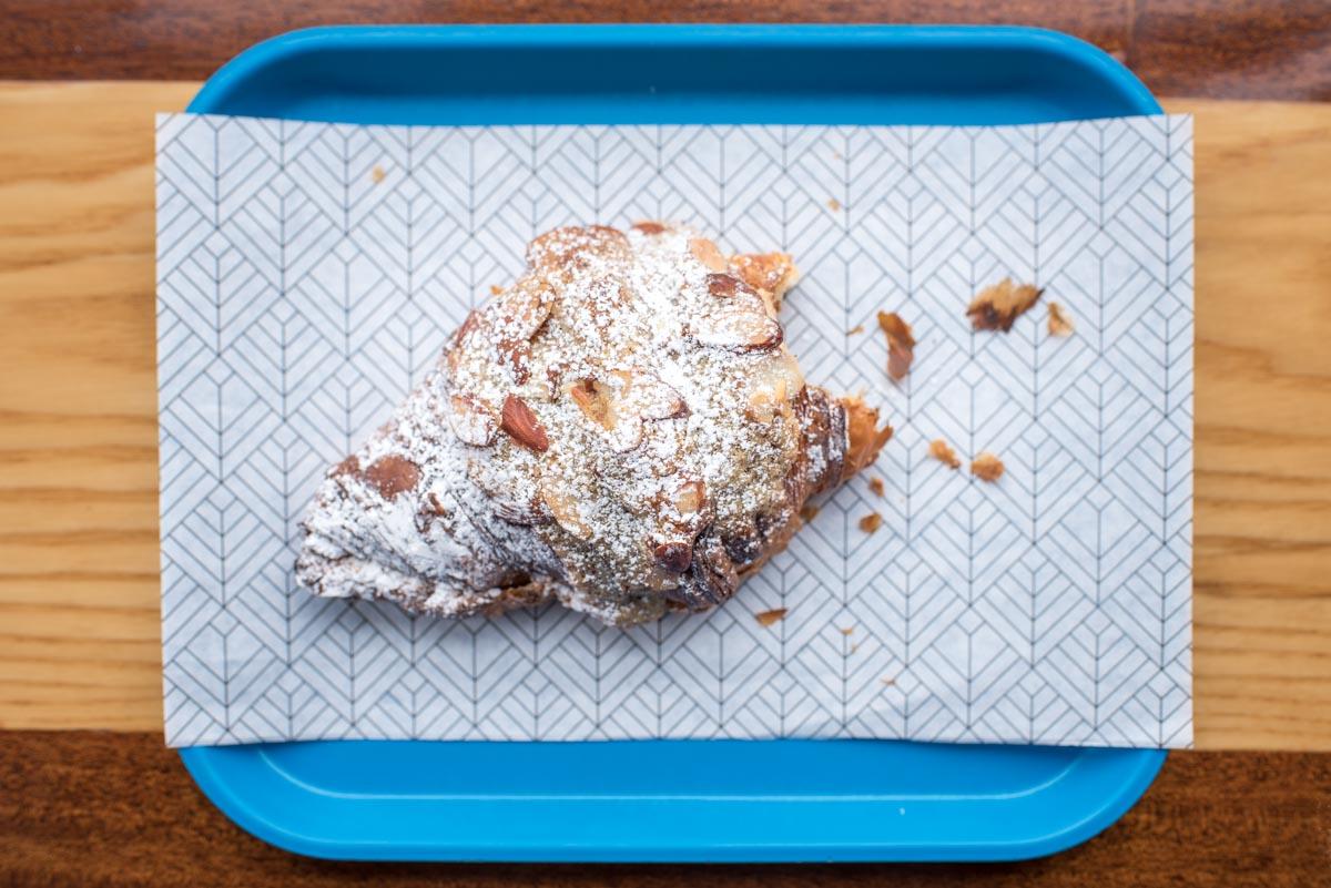 Almond Croissant at Belleville  | Photo Credit: ©Find. Eat. Drink.