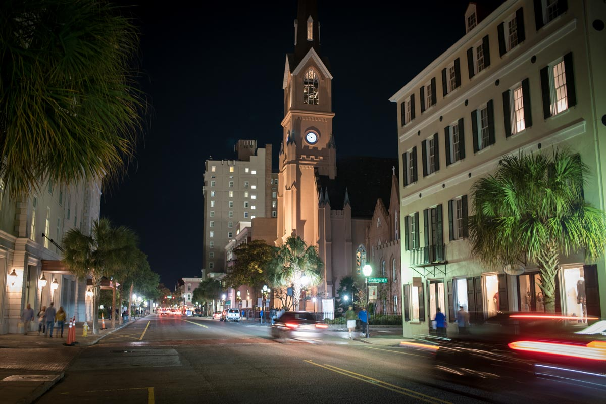 Downtown Charleston    Photo Credit: ©Find. Eat. Drink.