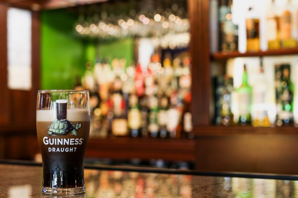 Photograph courtesy of McCann's Irish Pub