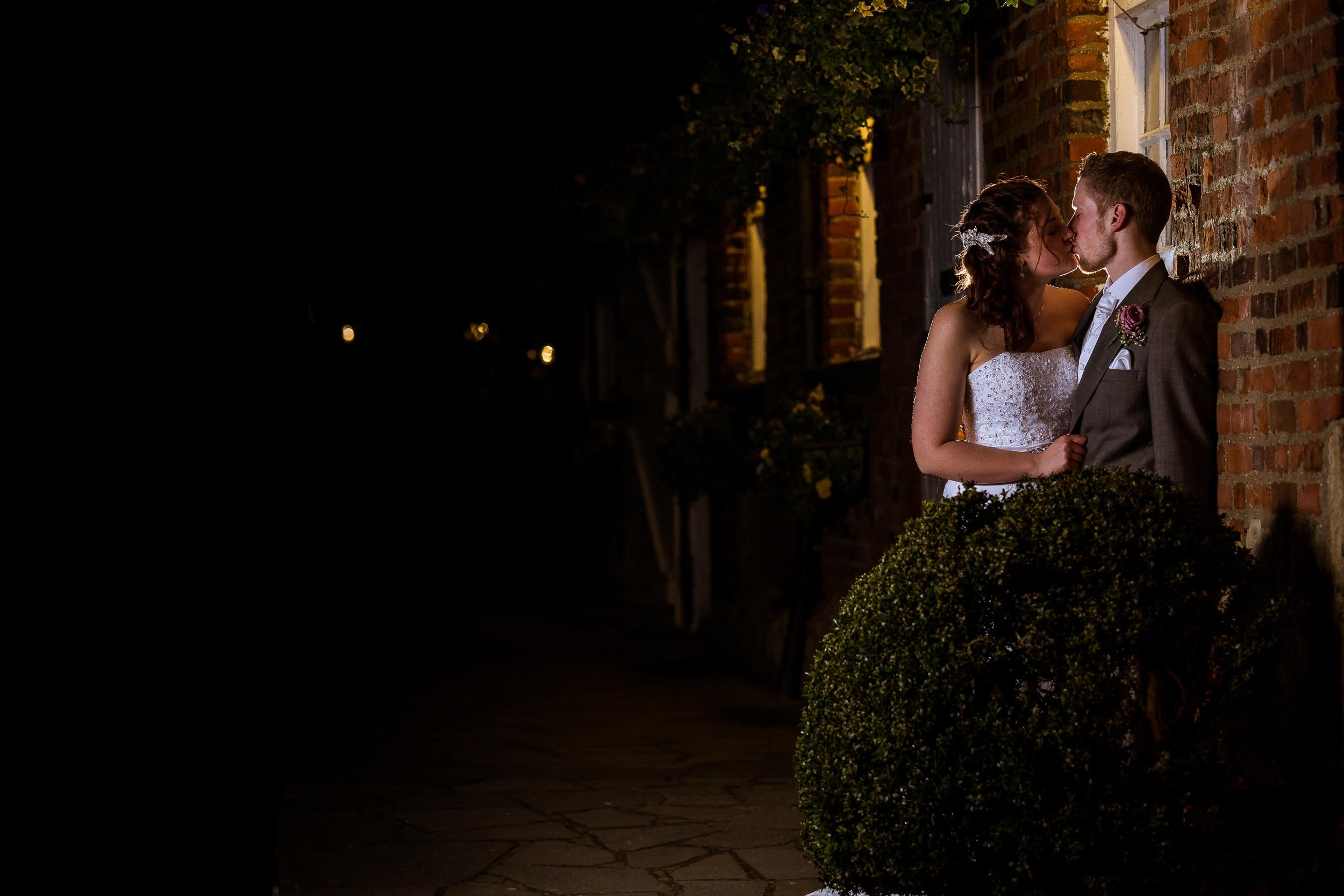 Kent - Wedding - Cooling Castle Barns- Evening - Rob & Nicola – Sign sealed delivered