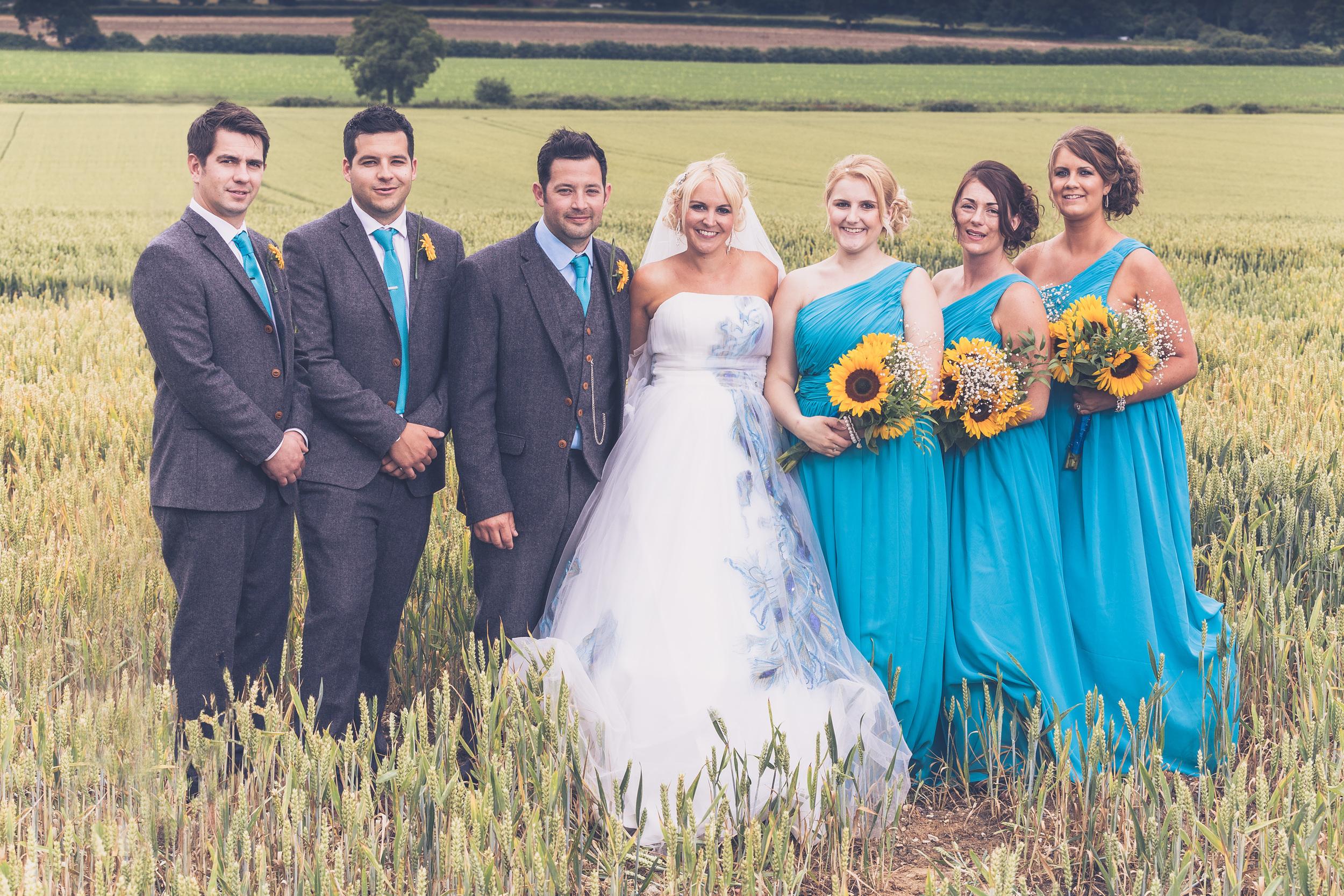 Family Formals - Kent wedding photographer