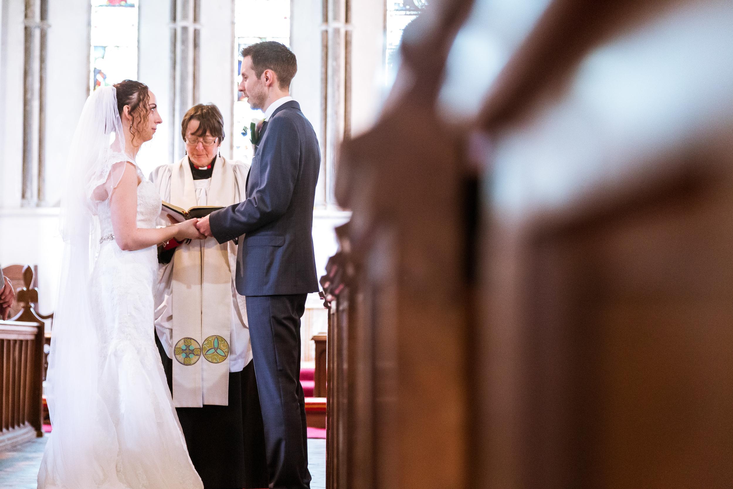 Wood Church - Amazing Wedding - Church