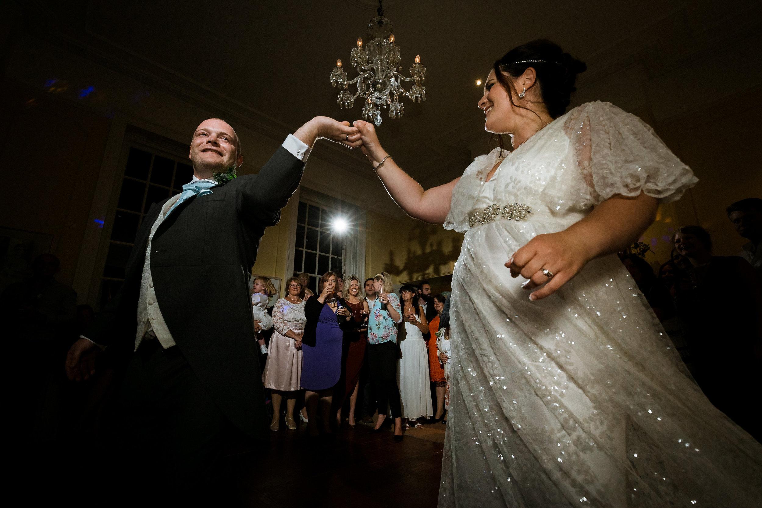 Kent - Wedding – Starborough manor - Caz & Col – The Big Dance Photo