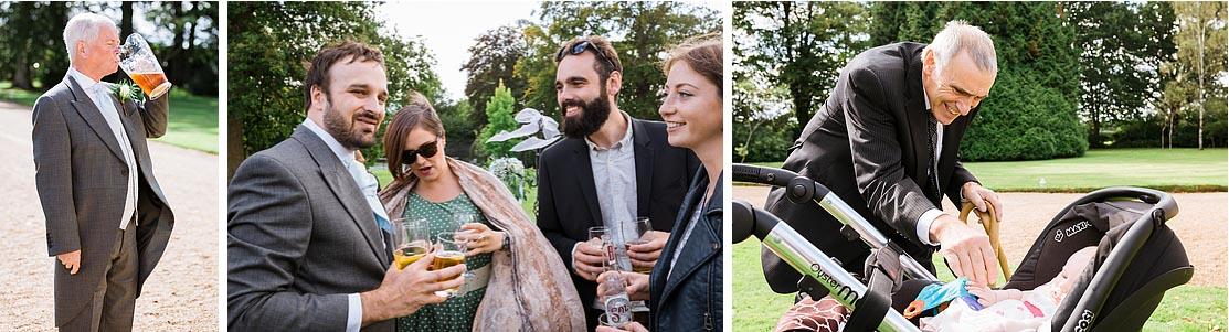 Reception Photos at a Kent Wedding