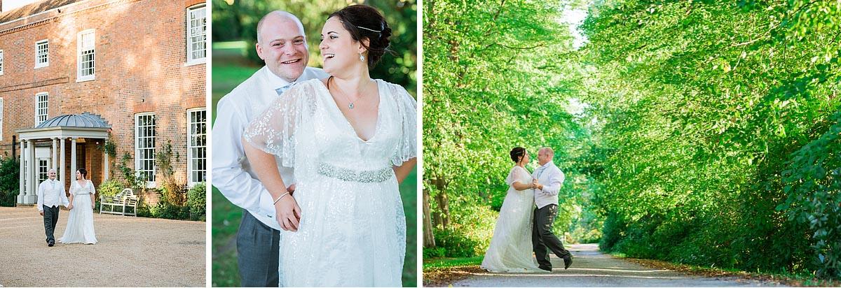 Bride and Groom Kent wedding couple photos