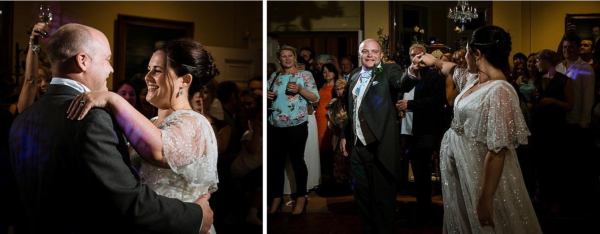 First Dance at a Kent Wedding