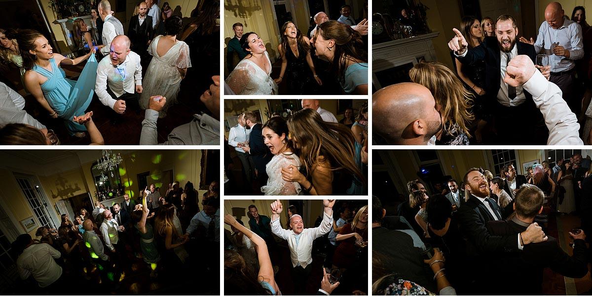 Kent Disco Wedding Photography