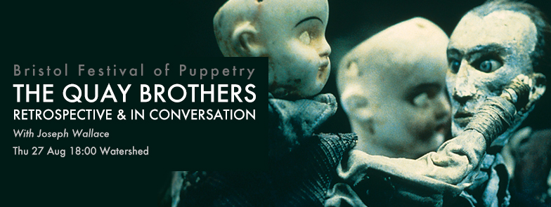 Quay Brothers In Conversation with Joseph Wallace