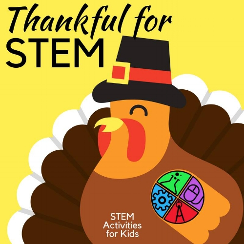 More Thankful for STEM resources for the season!