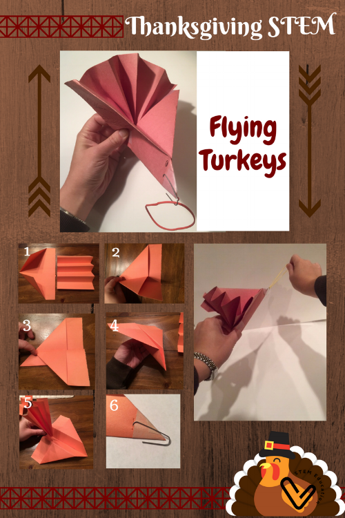 Create a flying turkey to sling into the air! Explore aerodynamics by adjusting your design.