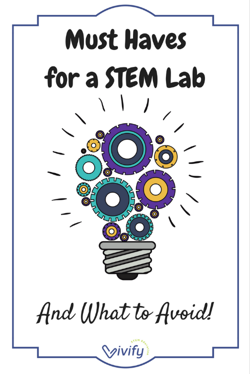 Vivify STEM lists the top picks of products and tips for enhancing your STEM space!