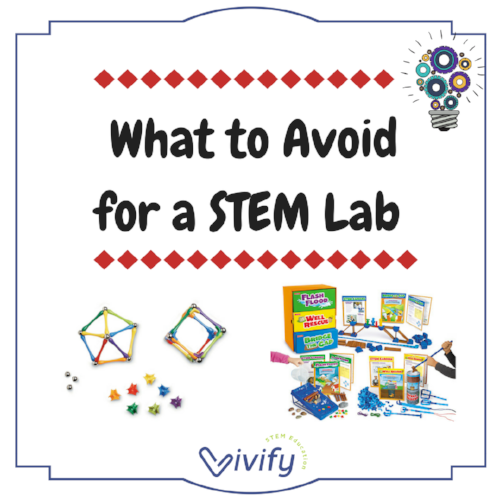 "Just because it says it is ""STEM"", doesn't mean it belongs!"