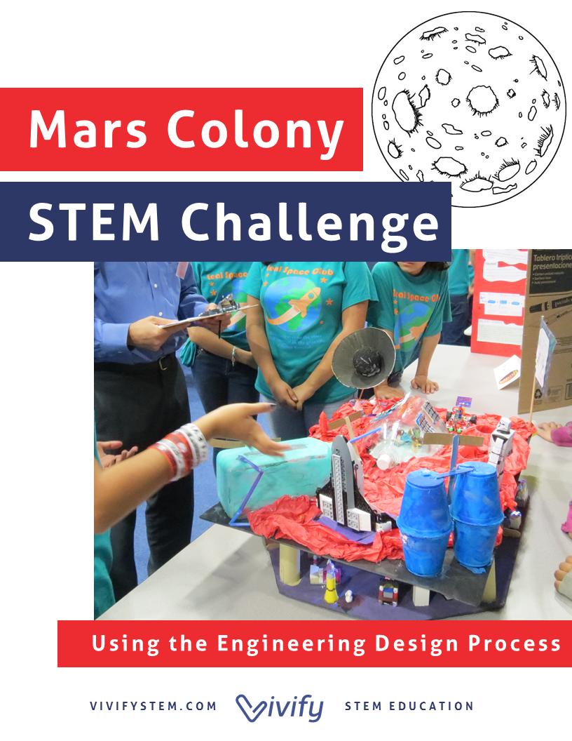 Mars Colony STEM Challenge