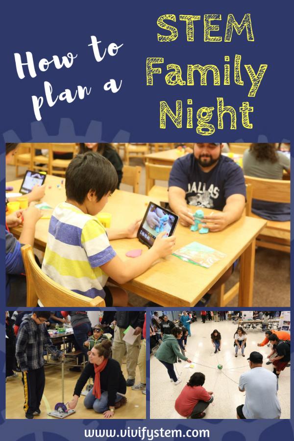 STEM Family Night Planning Guide — Vivify STEM