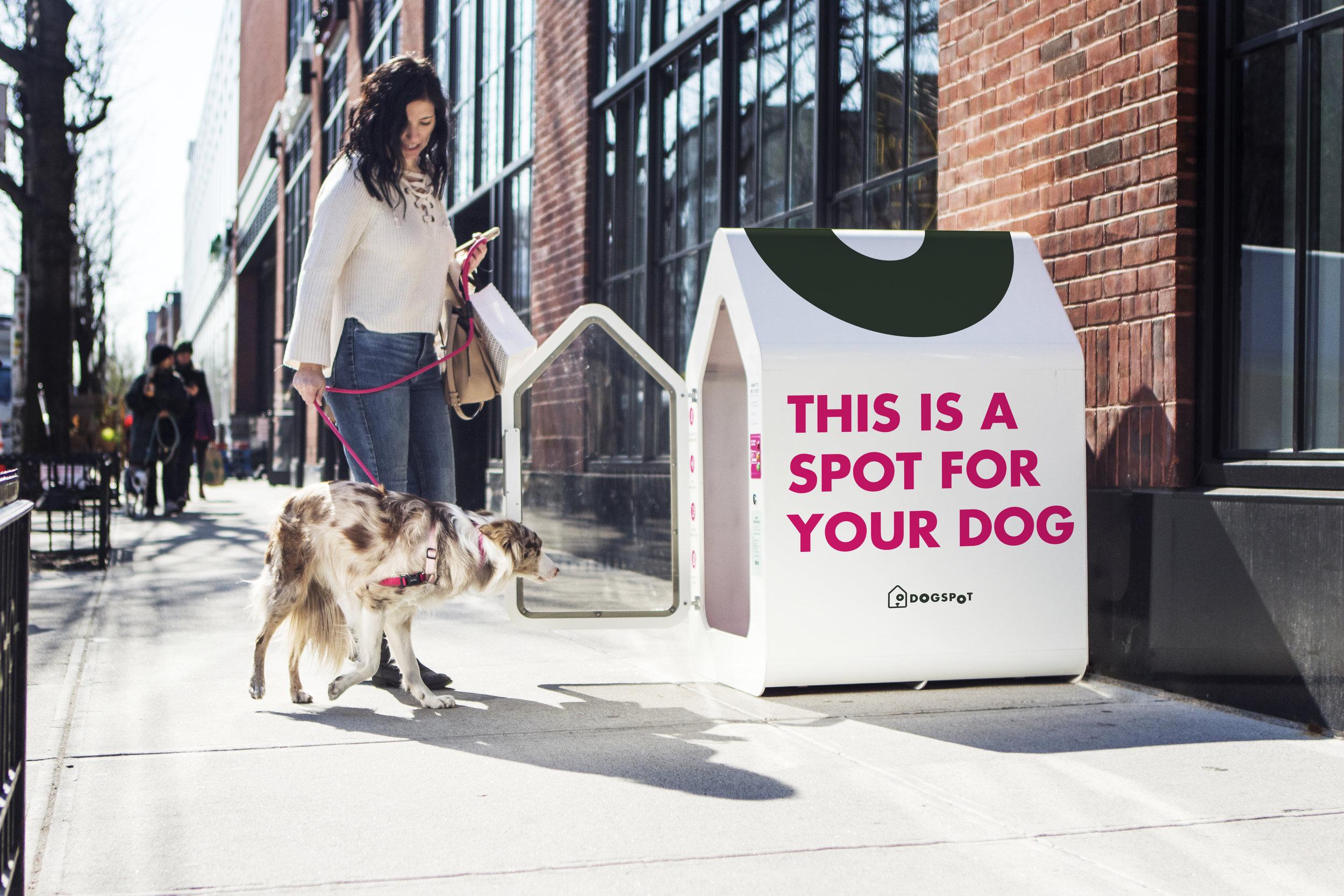 Introducing a revolutionary smart city amenity - Make your entire property a dog-friendly destination.