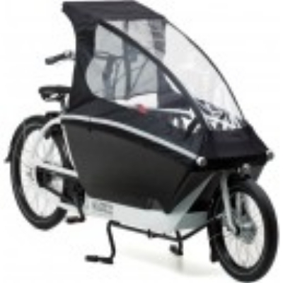 Rain Cover $299.  Keep your children and yourself mostly dry when it rains. Behind the foldable cover a fly-screen protects from bugs flying into you.