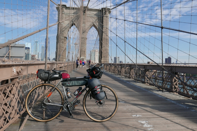 Obligiotory Brooklyn Bridge shot