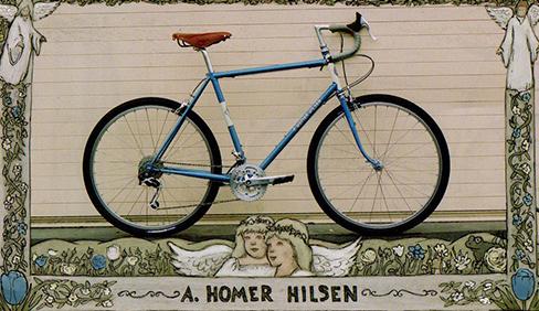 A. Homer Hilsen