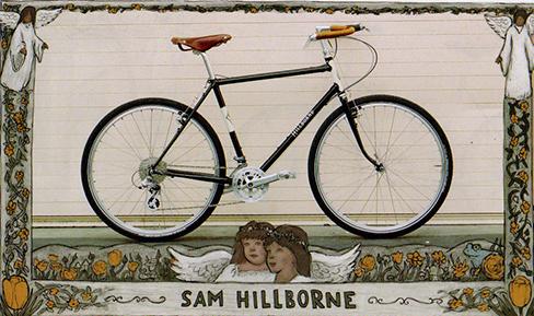 Sam Hillborne