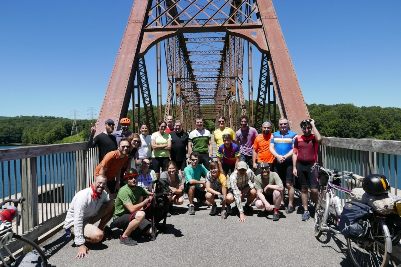 Croton Resevoir Railroad Bridge