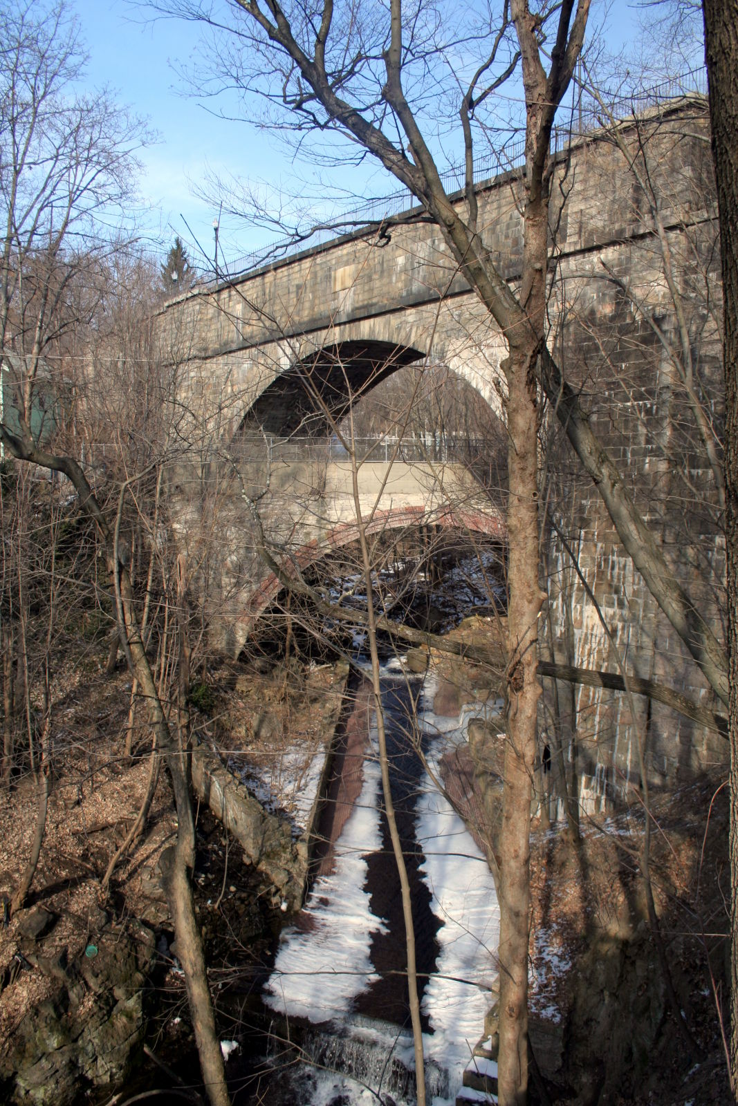 Aqueduct Bridge, Ossining NY. Photo from Bridgehunter.com
