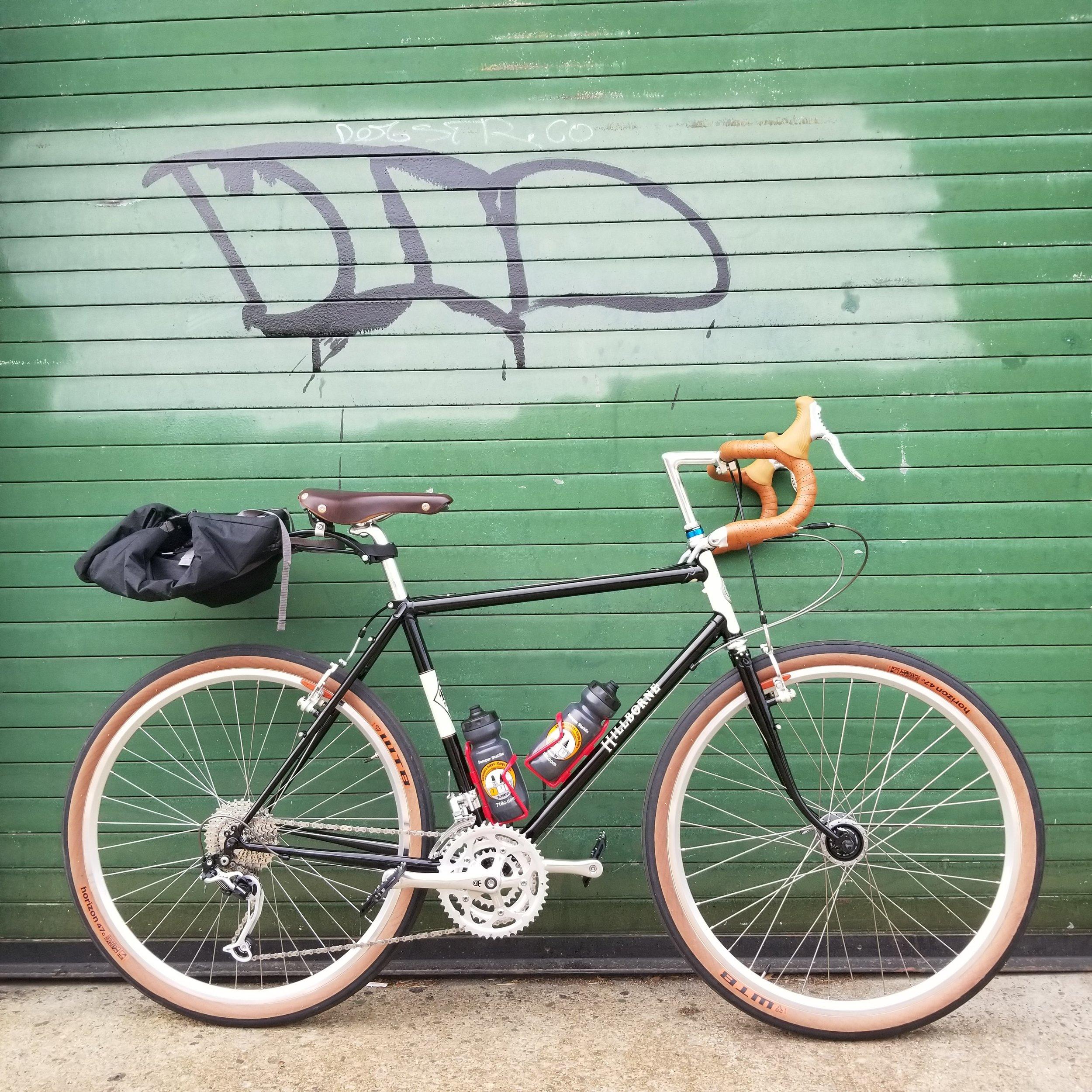 718 Cyclery - Touring Bikes