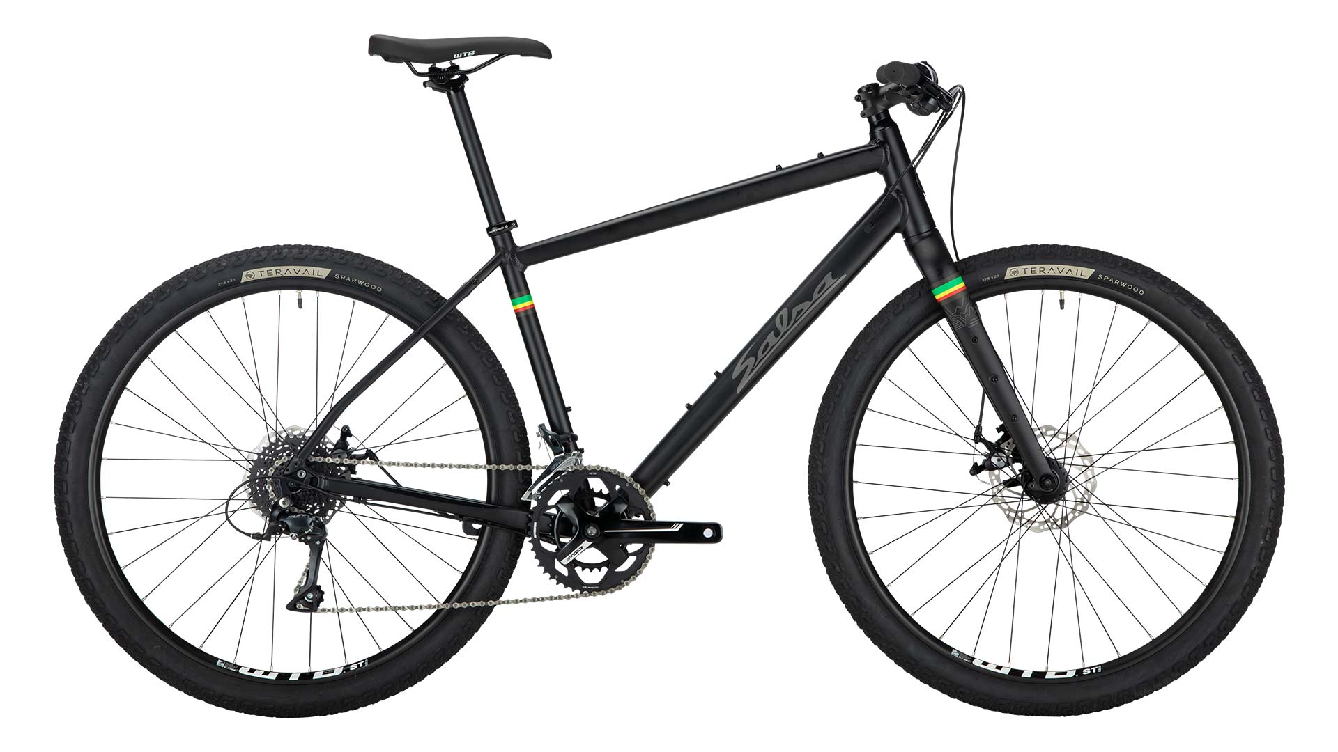 Salsa Journeyman Flat Bar Sora 650b $1199