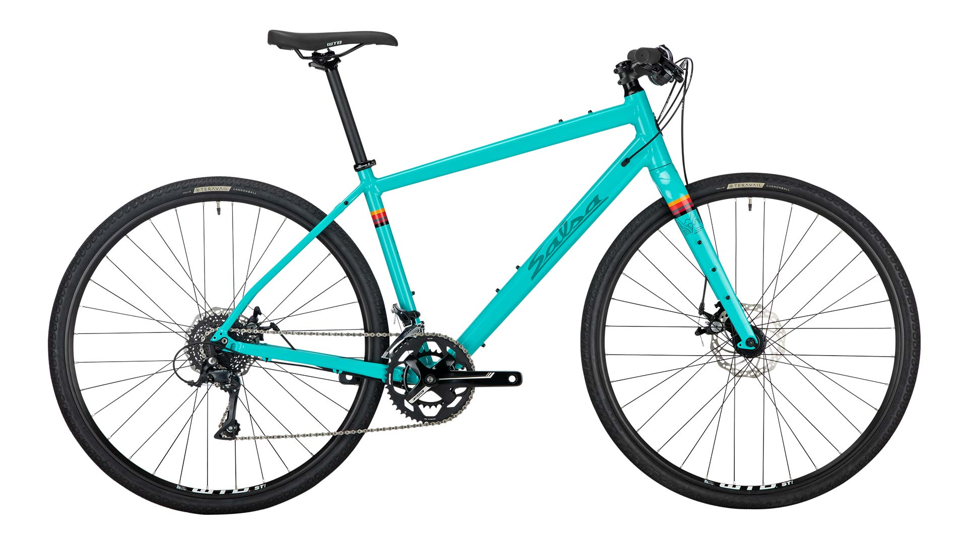 Salsa Journeyman Flat Bar Sora 700c $1199