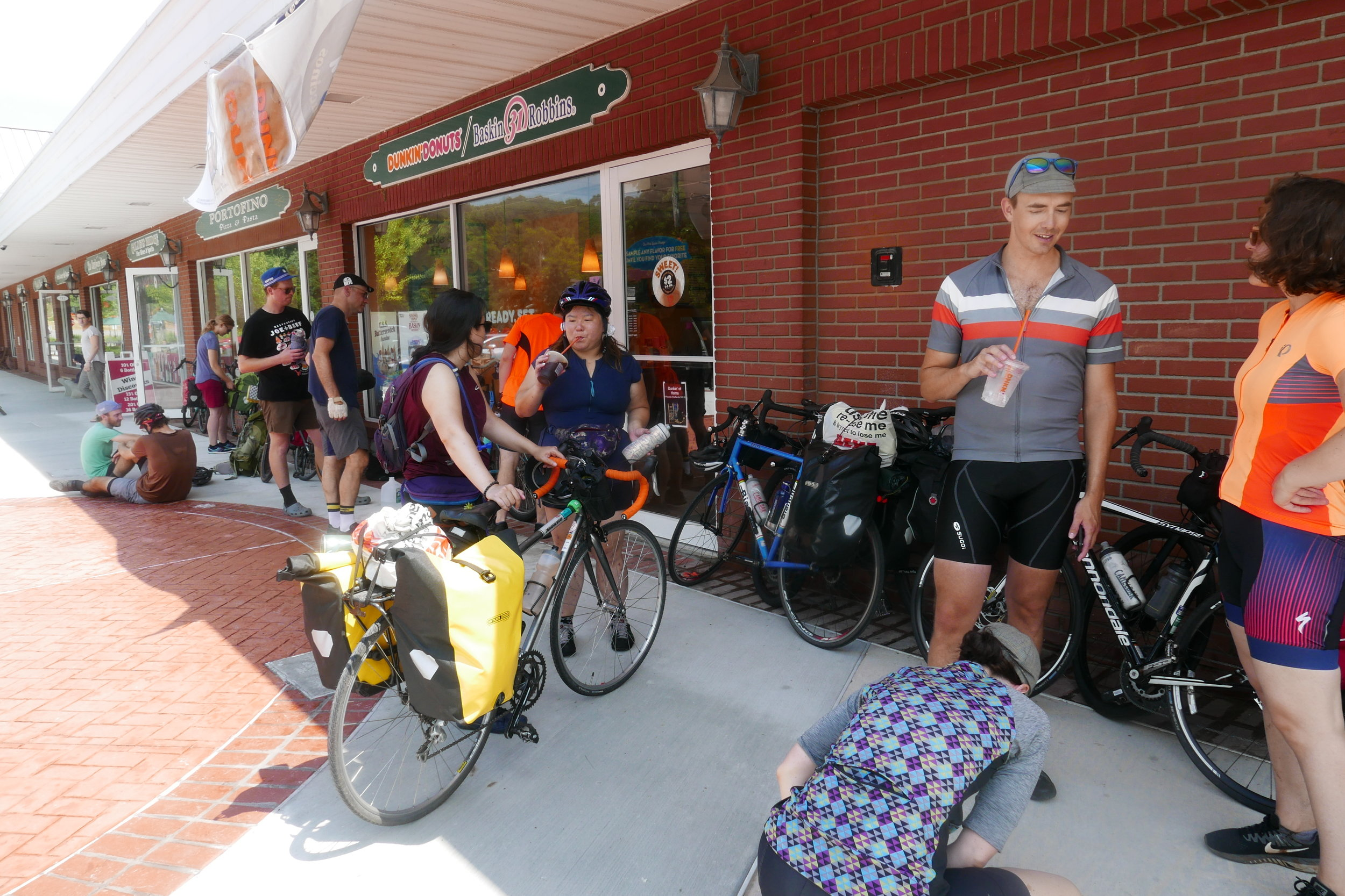 Mile 52 grocery pit stop