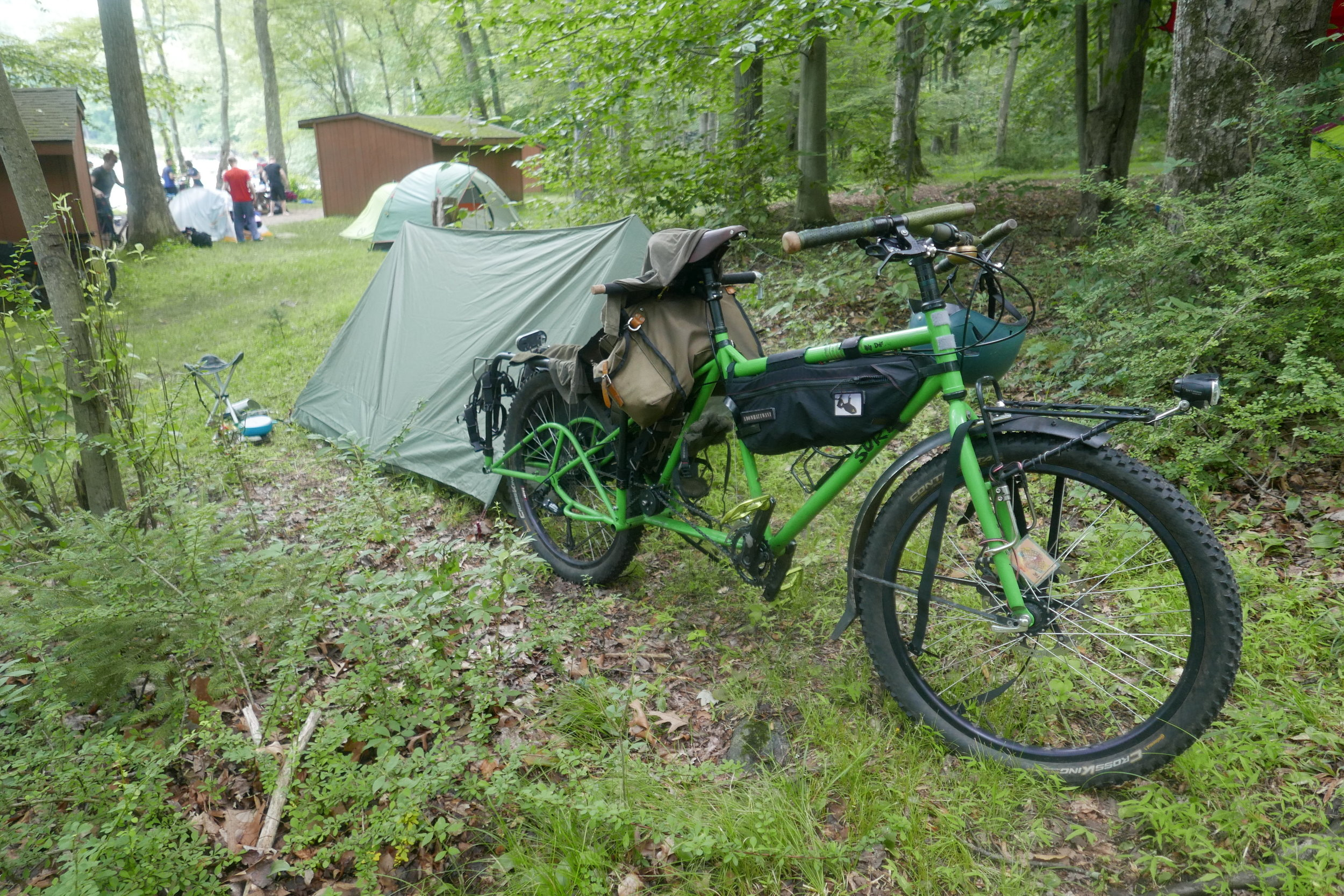 The Ultimate Bike Packing Rig