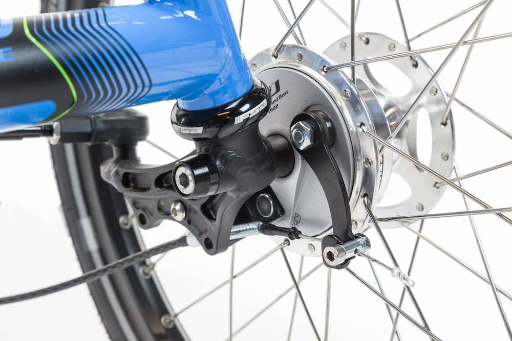 Drum Brakes, Image from  https://www.icetrikes.co/