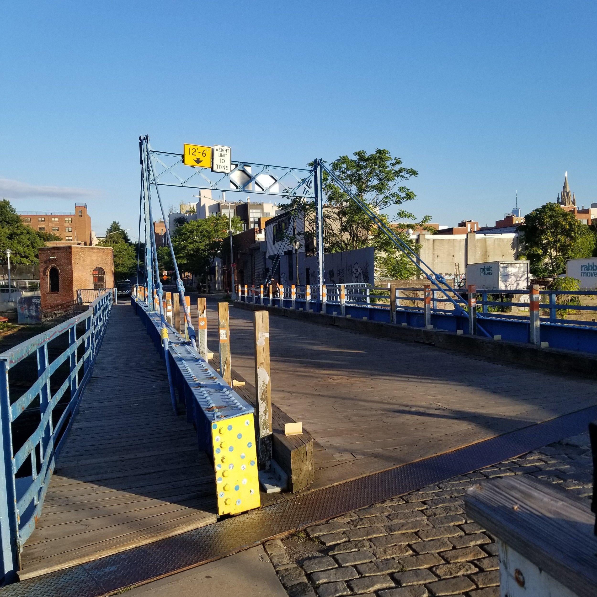 Carrol STreet Bridge