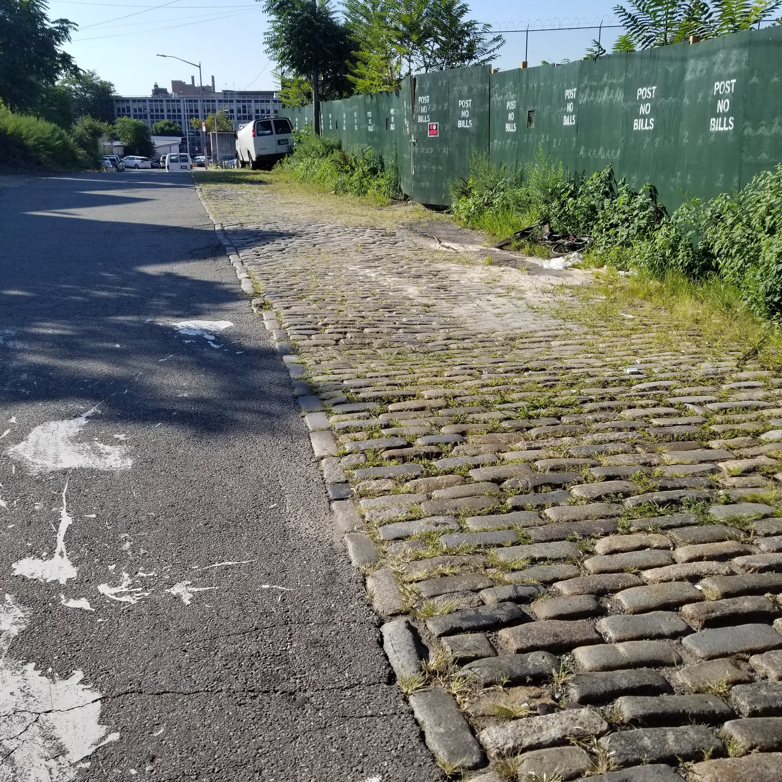 Clove Street