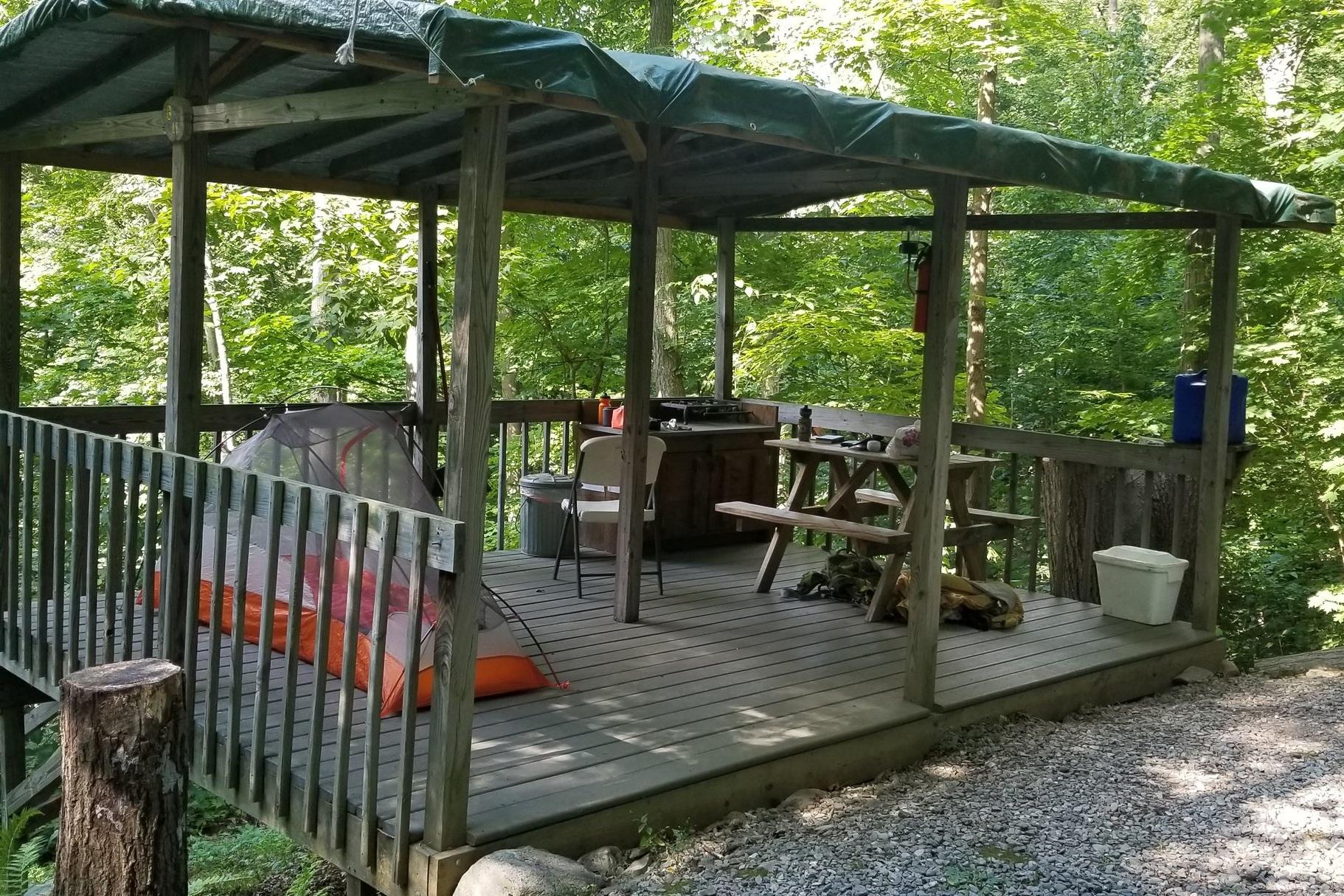 Aug 2019 Camping Trip List