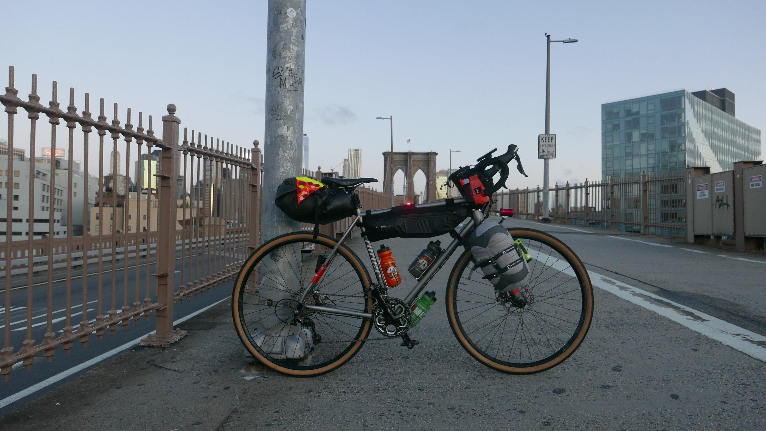 Mandatory Brooklyn Bridge shot
