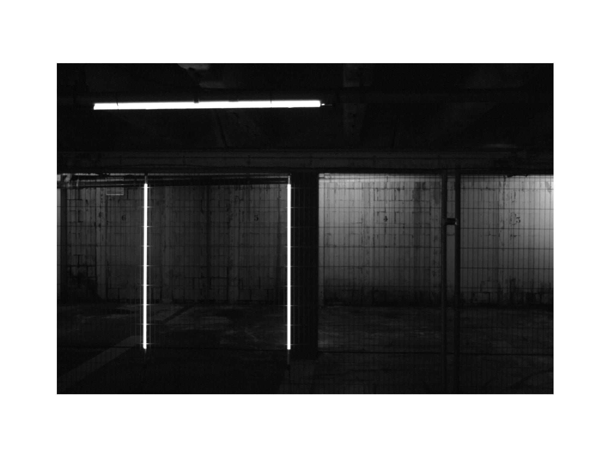 TUNNEL - set design underground party