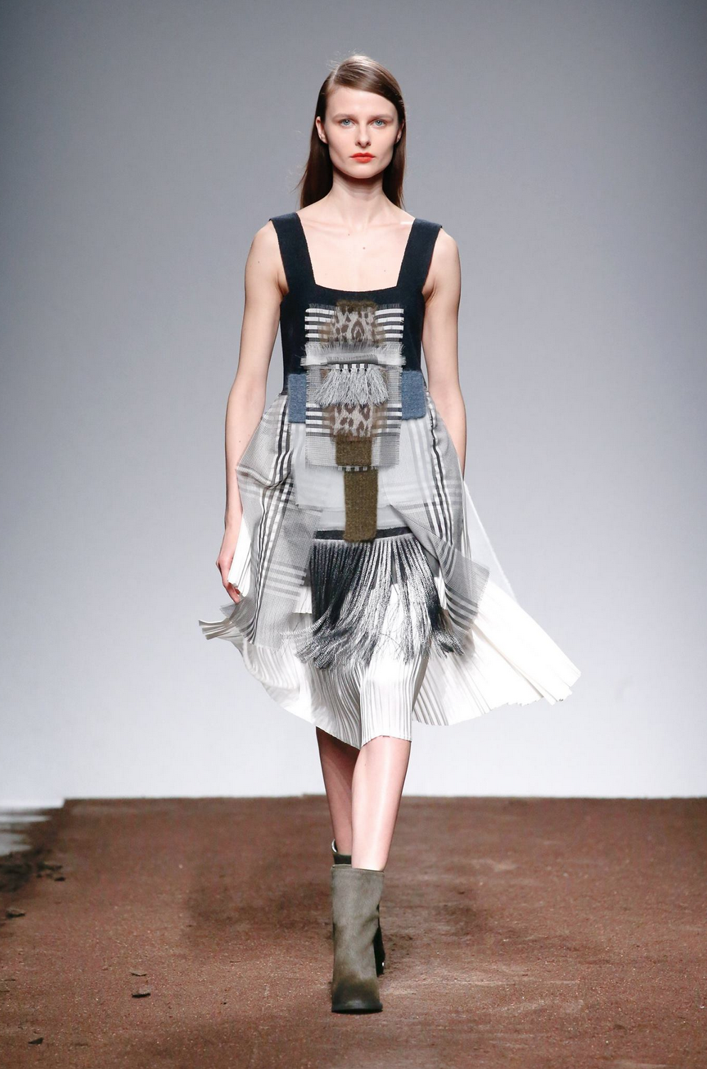 Christian Wijnants FW15 - Set design - Palais de Tokyo