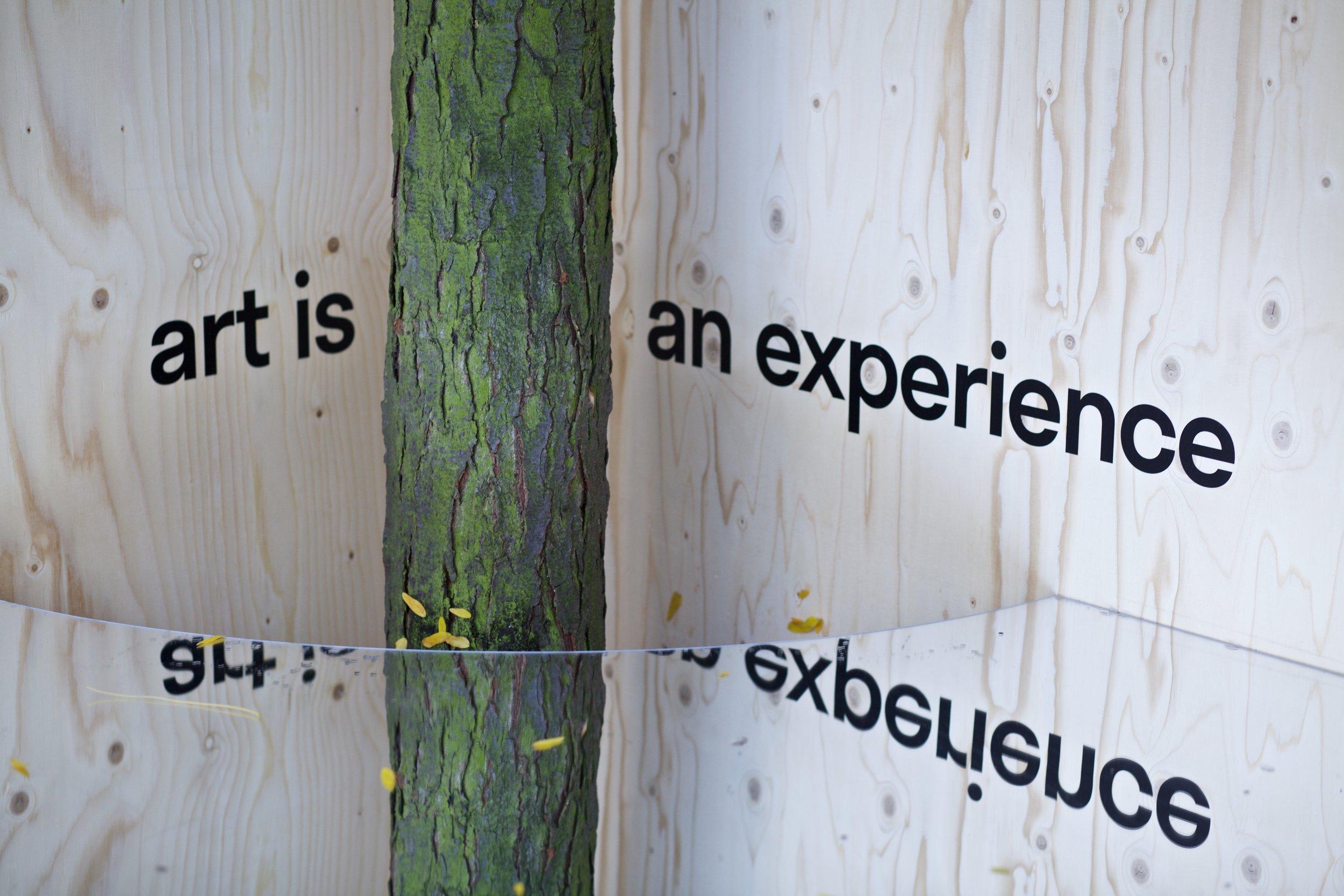 Antwerp WORKS art installation