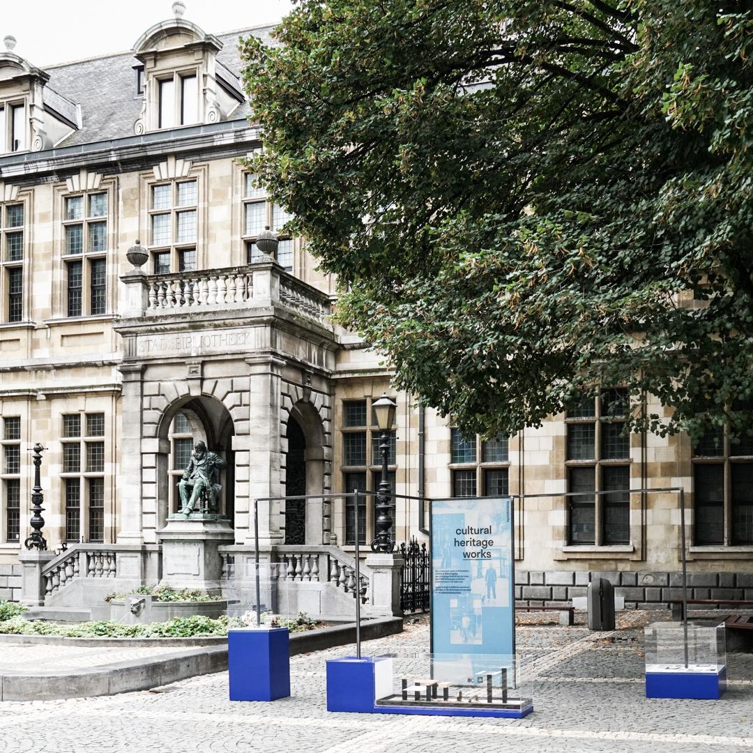 Antwerp WORKS open air museum