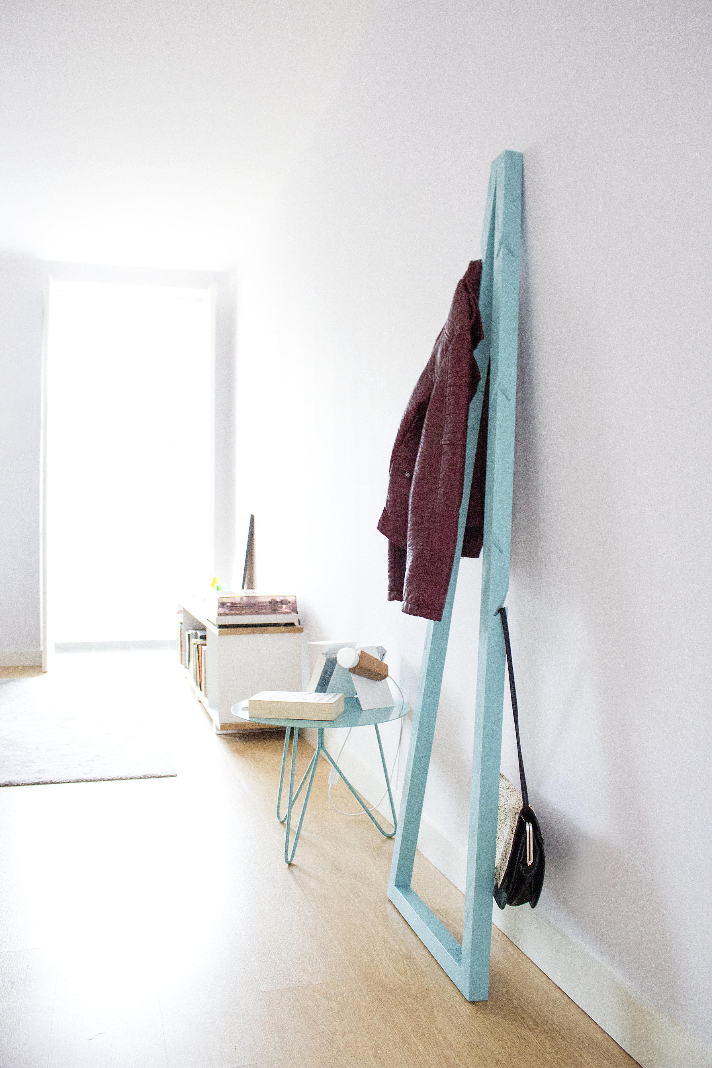 Galula | Pendura coat rack, blue
