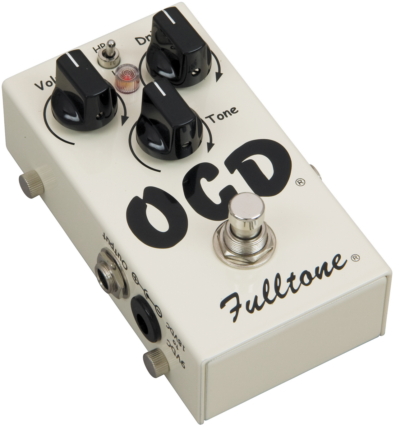 Fig 2: Two examples of guitar pedals similar to those designed in this project.