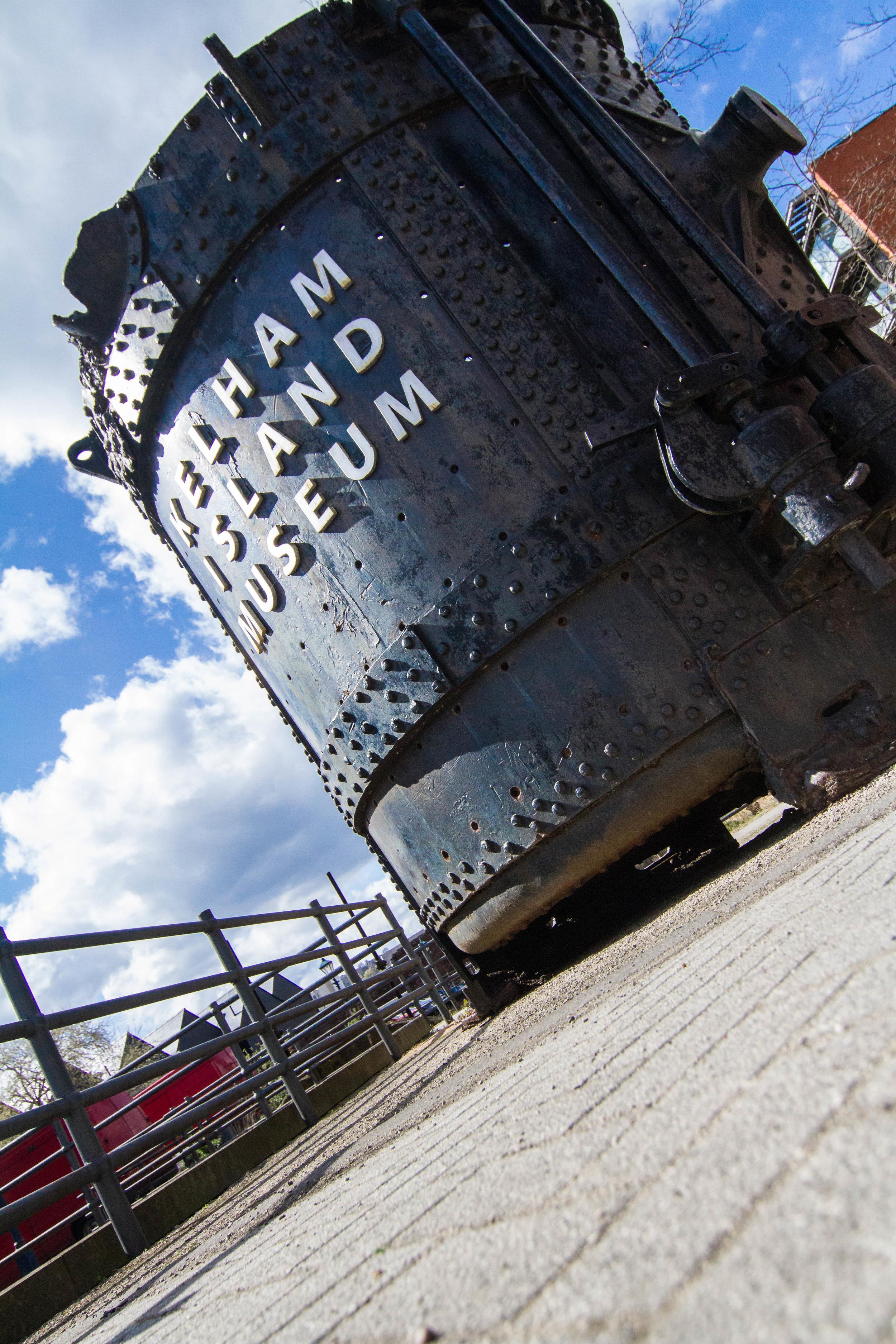 Steel city reinvented